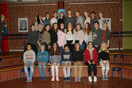 Klasse 8d Frau Elsner-Rödermund, Herr Wittmann