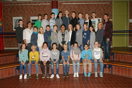 Klasse 6c Frau Lindemann-Karakoc, Herr Steinbrink