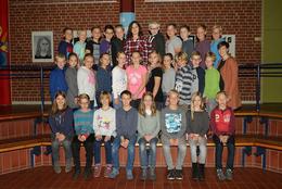 Klasse 5a Frau Uhlenbrock, Herr Hooge