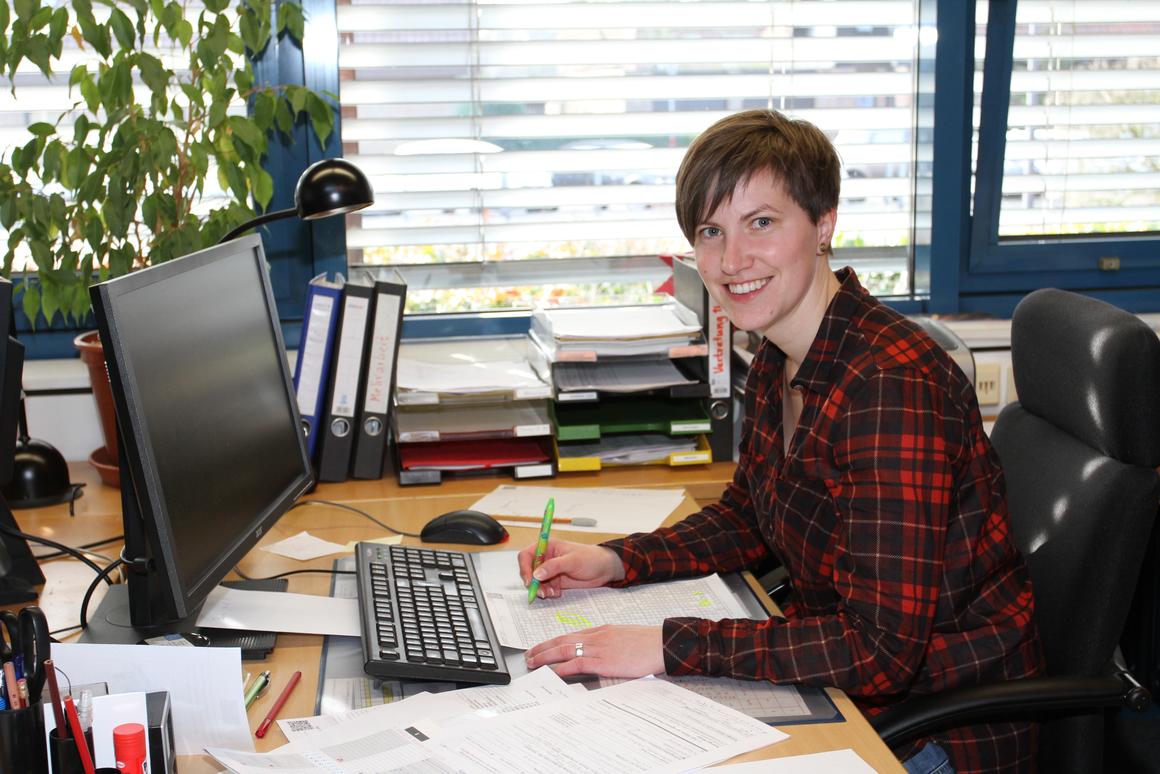 Marion Uhlenbrock, Orga-Team