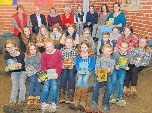Vorlesewettbewerb der MKG Schulbibliothek