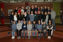 Klasse 9b Frau Rinklake, Frau Olfenbüttel-Schole