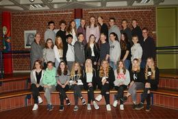 Klasse 10d Frau Schulze-Diekhoff, Herr Kraemer