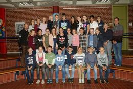 Klasse 7a Frau Tewes, Herr Jäger