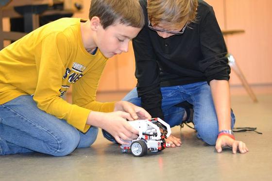 Die MKG-Robotics