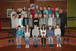 Klasse 6a Herr Balster, Frau Werning