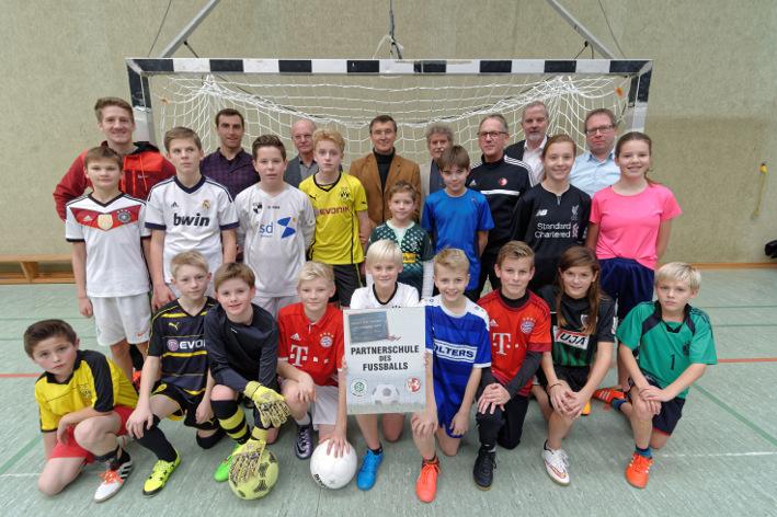 DFB-Standortschule, Fußball-Talentförderung