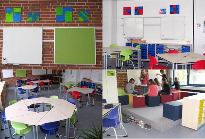 Das Lernzentrum an der MKG